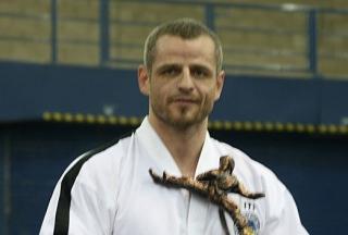 Master John Svendsen 7. Dan