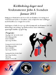 Samling Kickboxing