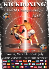 2012 World Championship Croatia